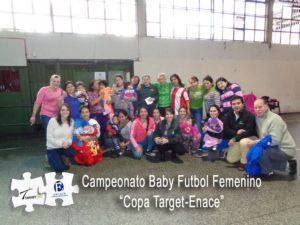 GRUPAL baby futbol